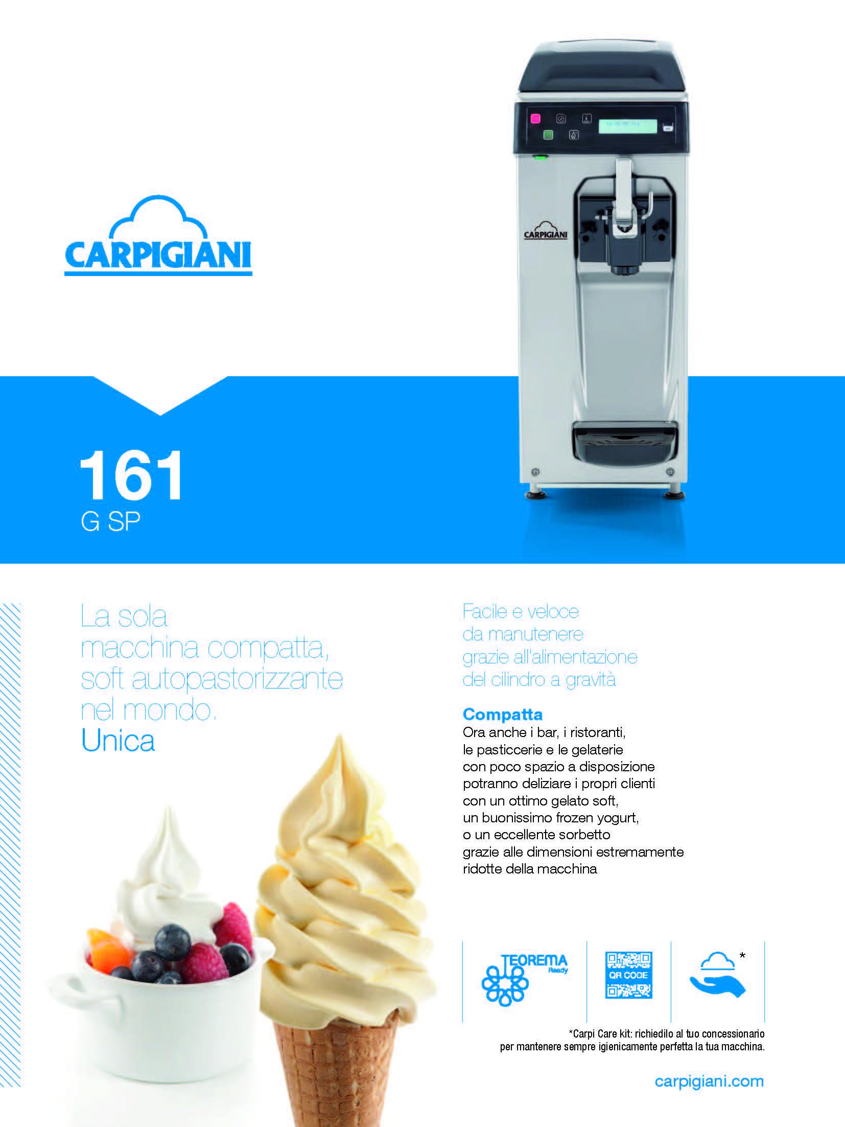 Carpigiani – 161 G SP