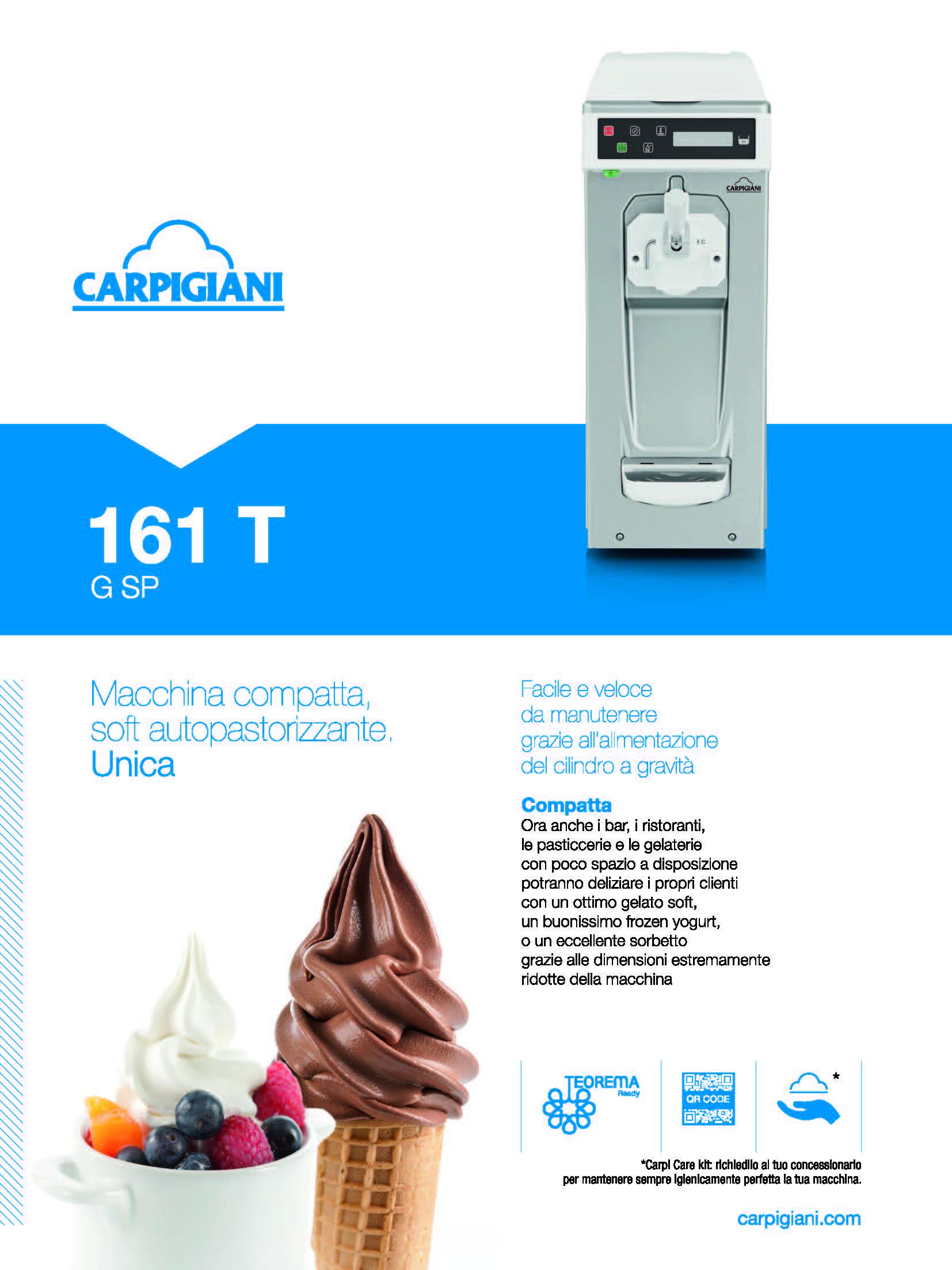 Carpigiani – 161 T SP