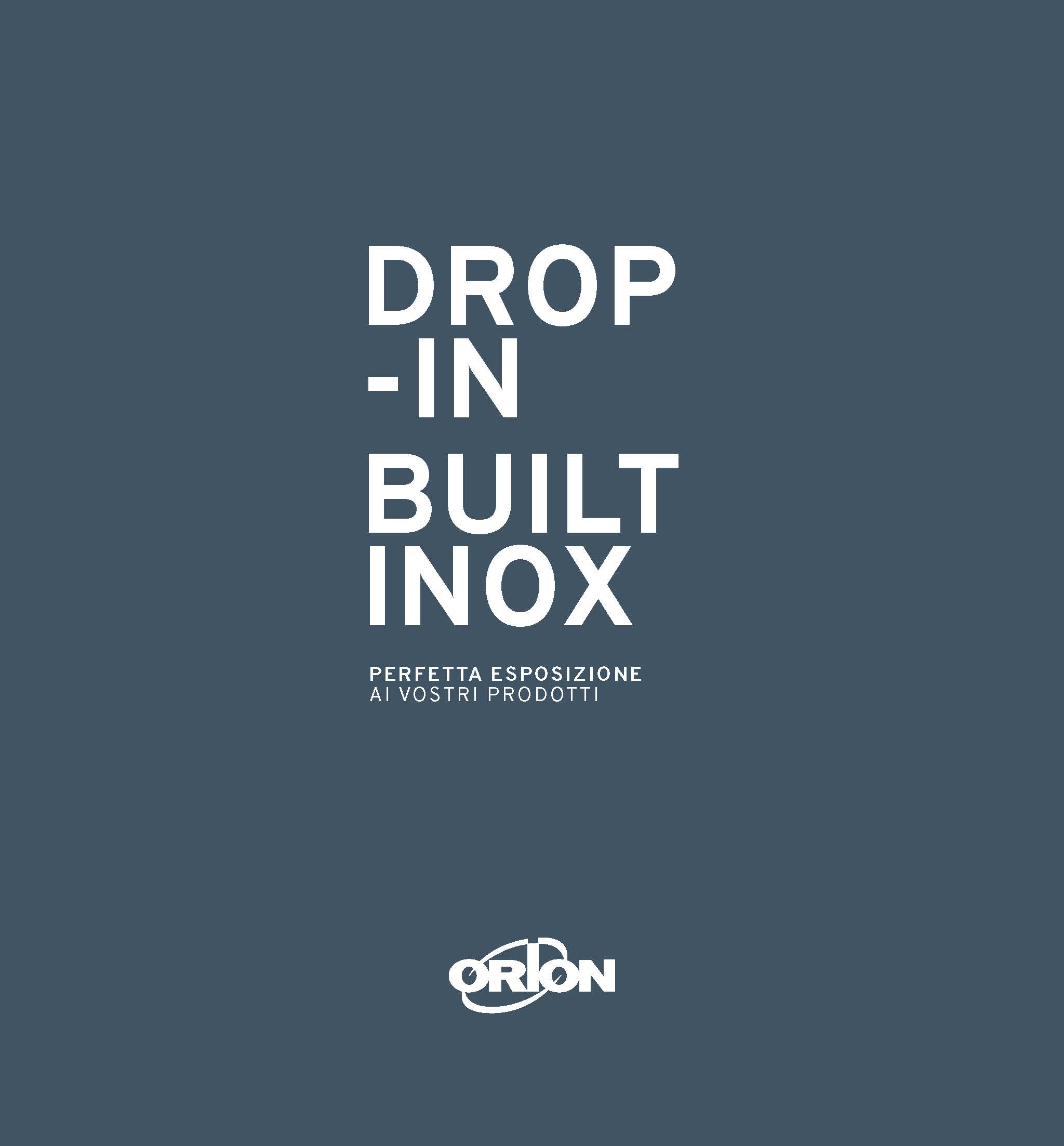 Orion – Drop In