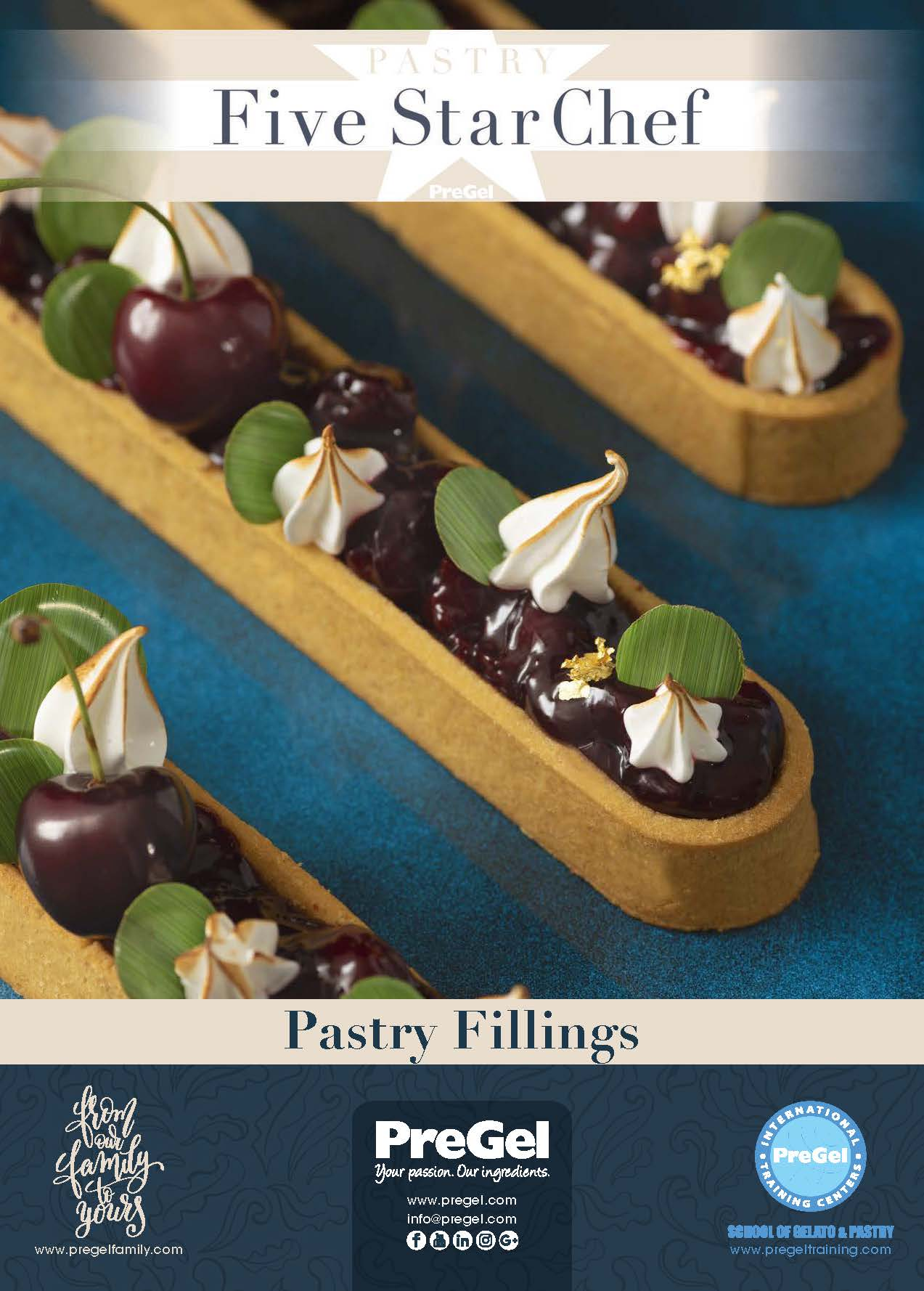 Pregel – Pastry Filling