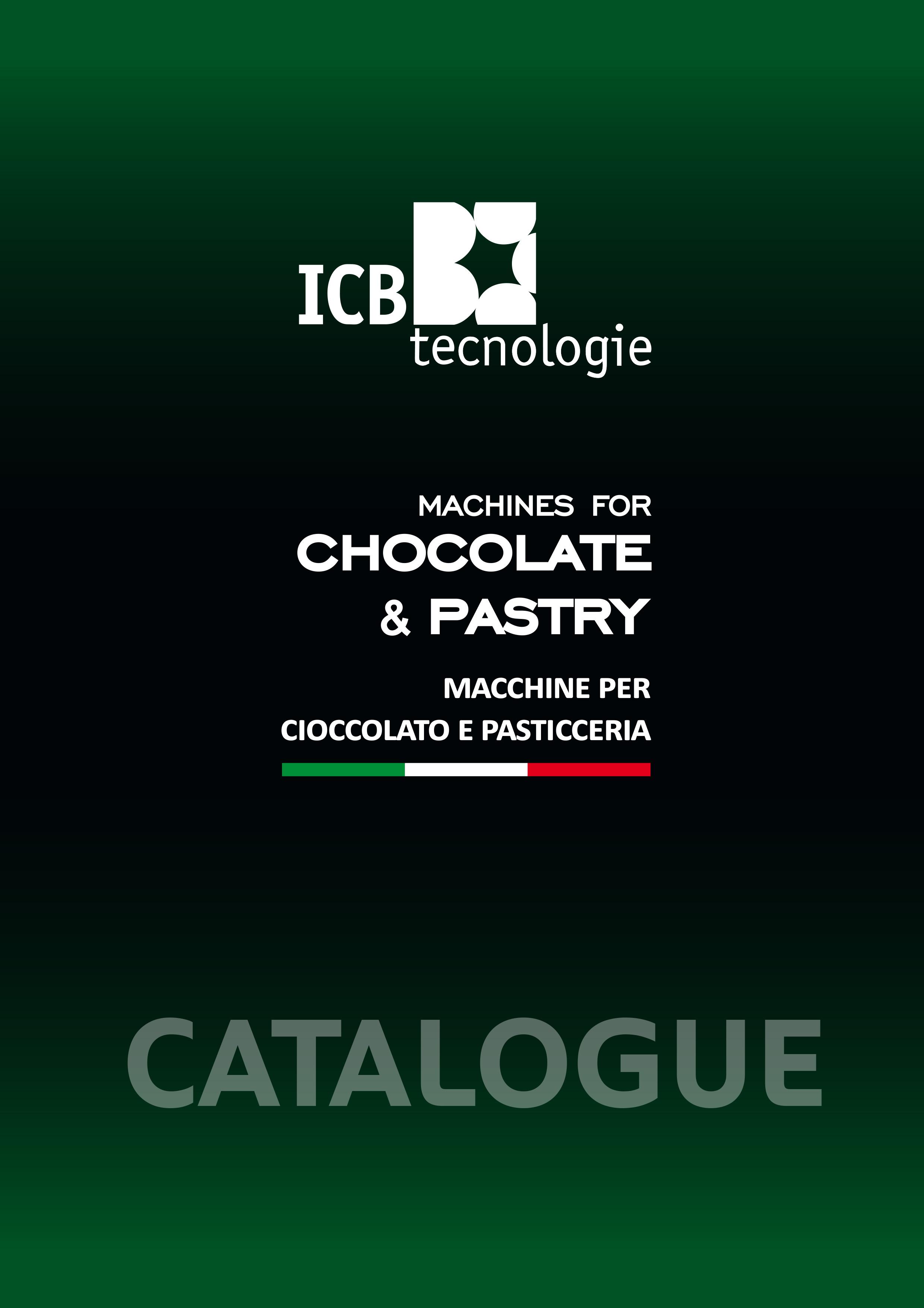 ICB Tecnologie – Catalogo