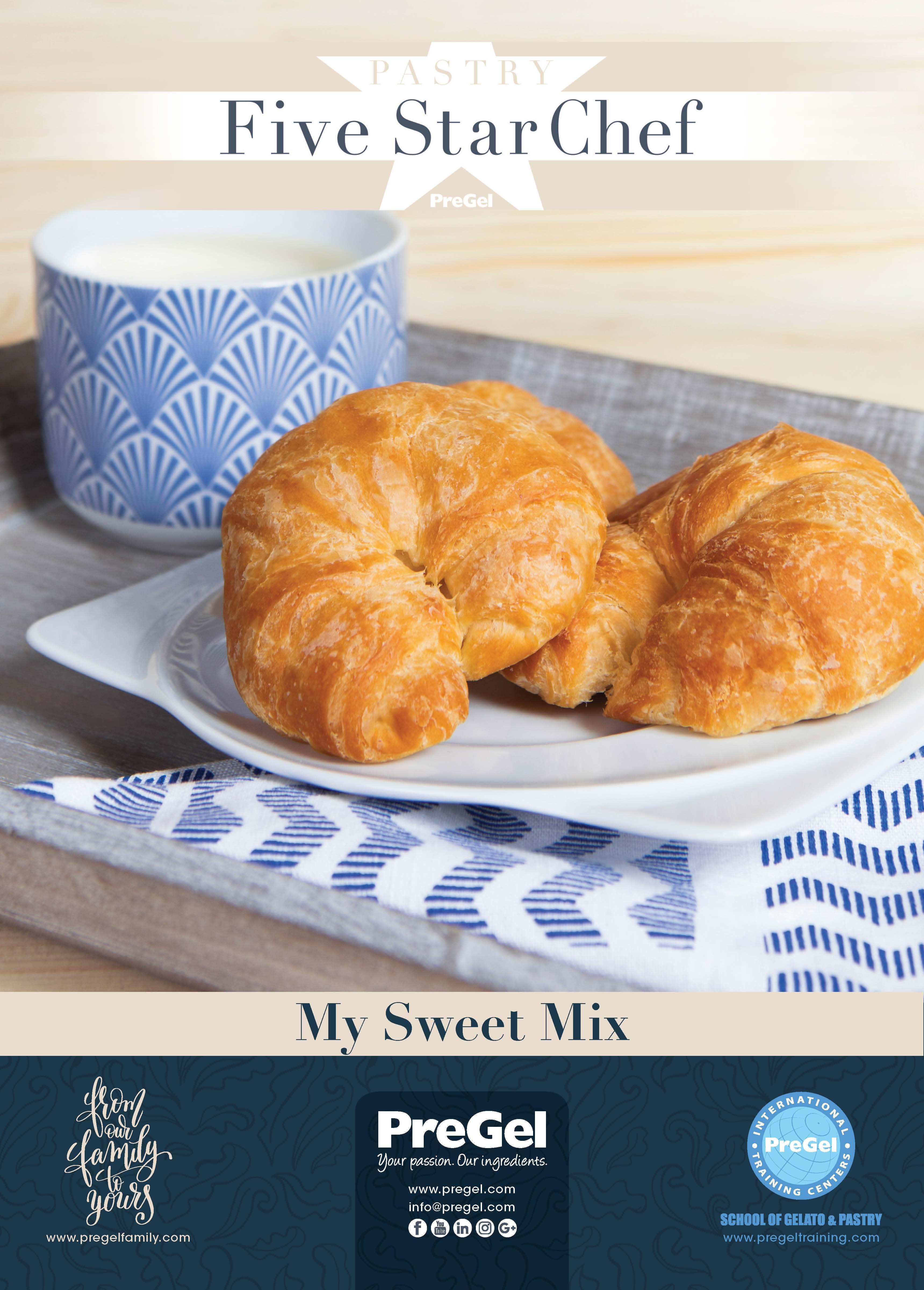 Pregel – My Sweet Mix