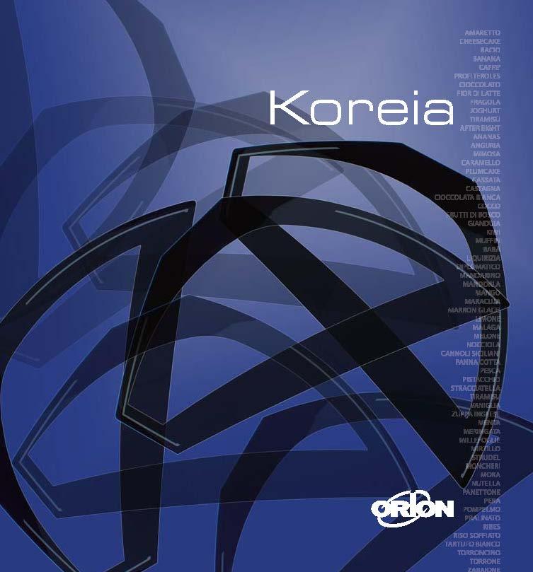 Orion – Koreia