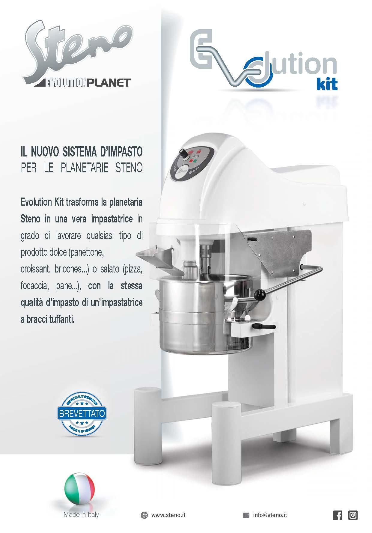 Steno – Evolution Kit