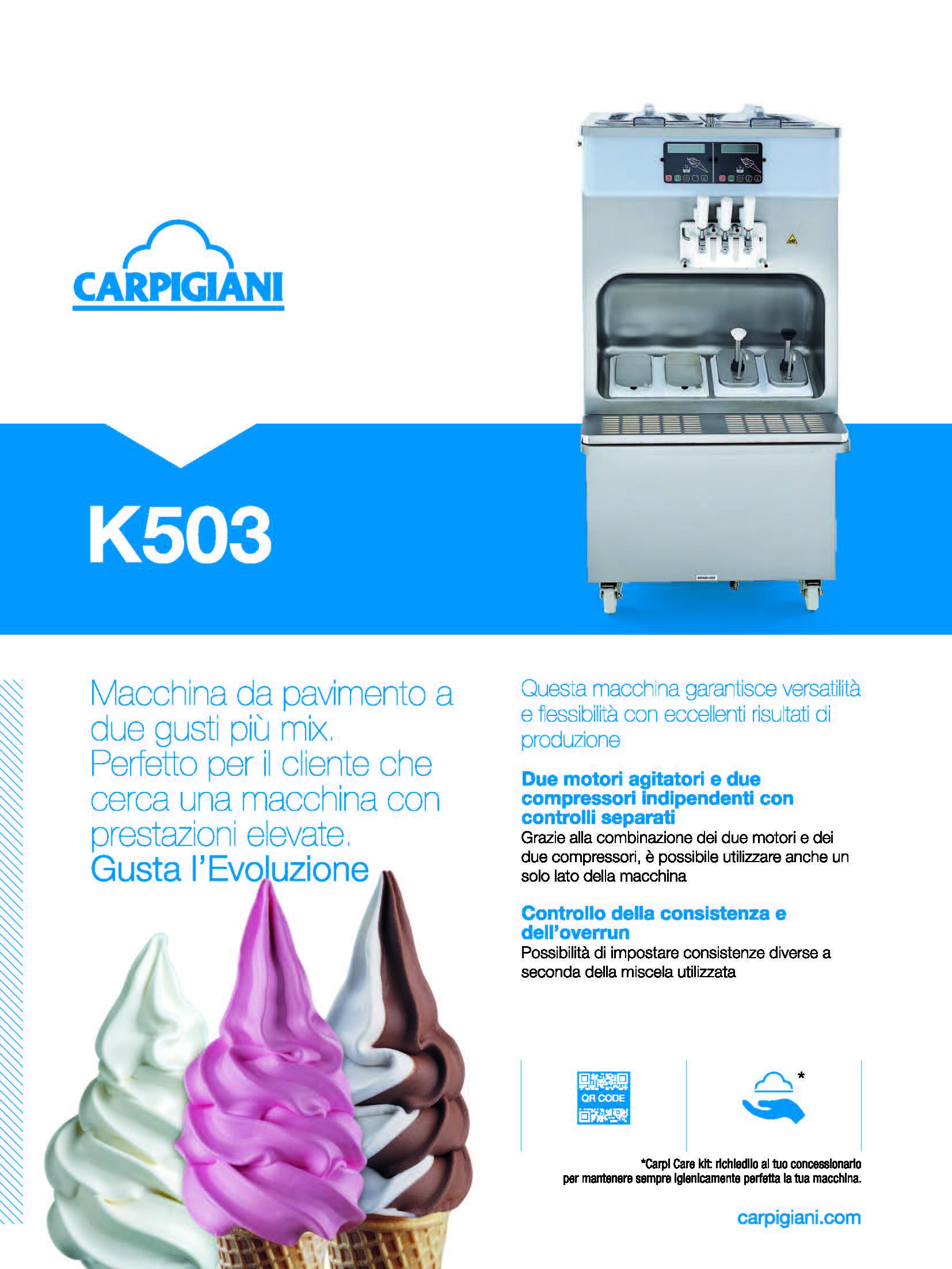 Carpigiani – K503