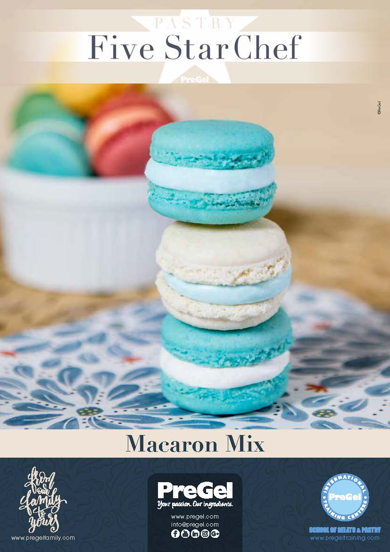 Pregel – Macaron Mix